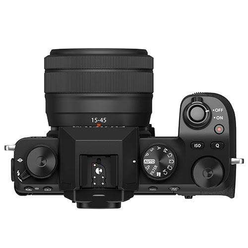 X-S10 Mirrorless Camera in Black with XC15-45mm Lens and Vlogger Kit Product Image (Secondary Image 4)