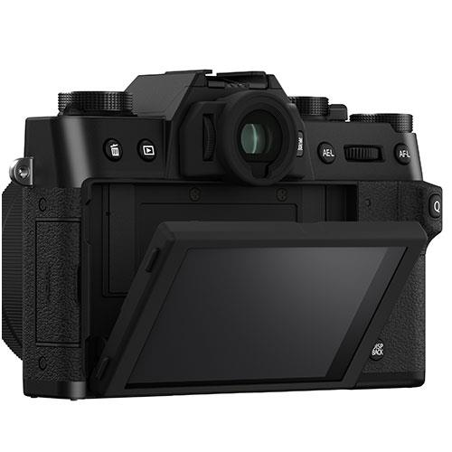 X-T30 II Mirrorless Camera Body in Black Product Image (Secondary Image 2)