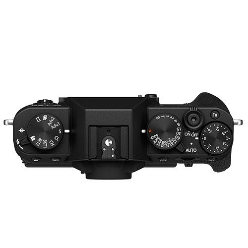 X-T30 II Mirrorless Camera Body in Black Product Image (Secondary Image 3)