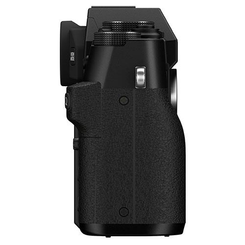 X-T30 II Mirrorless Camera Body in Black Product Image (Secondary Image 4)