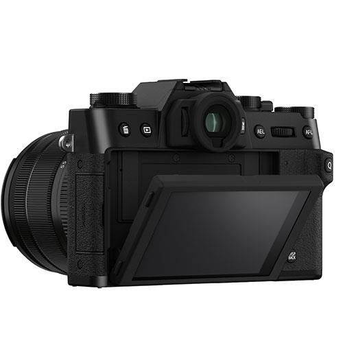 X-T30 II Mirrorless Camera in Black with XF18-55mm Lens Product Image (Secondary Image 2)