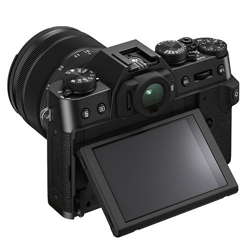 X-T30 II Mirrorless Camera in Black with XF18-55mm Lens Product Image (Secondary Image 3)