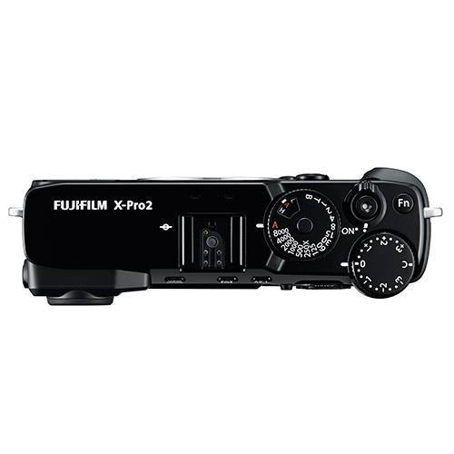 X-Pro2 Mirrorless Camera Body - Ex Display Product Image (Secondary Image 2)