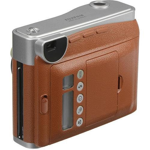 Instax Mini 90 Instant Camera in Brown +10 Shots Product Image (Secondary Image 1)
