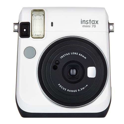 INSTAX MINI 70 WHITE +10 SHOTS Product Image (Secondary Image 3)