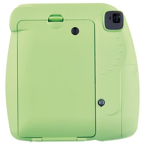 Instax Mini 9 Instant Camera in Lime Green + 10 Shots Product Image (Secondary Image 3)