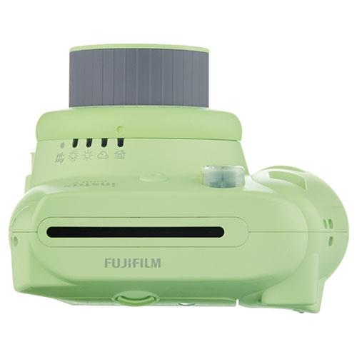 Instax Mini 9 Instant Camera in Lime Green + 10 Shots Product Image (Secondary Image 4)