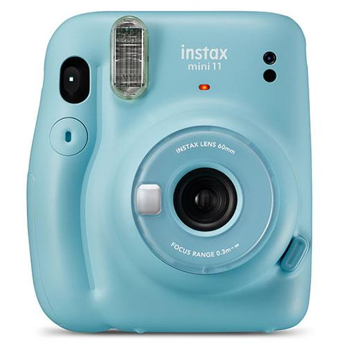Mini 11 Instant Camera in Sky Blue Product Image (Primary)