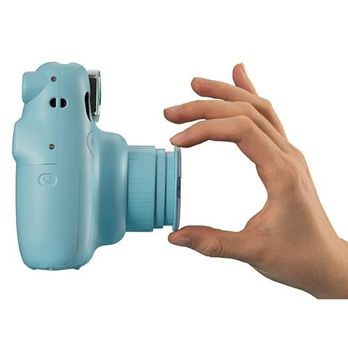 Mini 11 Instant Camera in Sky Blue Product Image (Secondary Image 5)