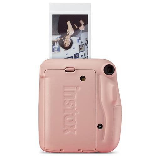 Mini 11 Instant Camera in Blush Pink Product Image (Secondary Image 1)