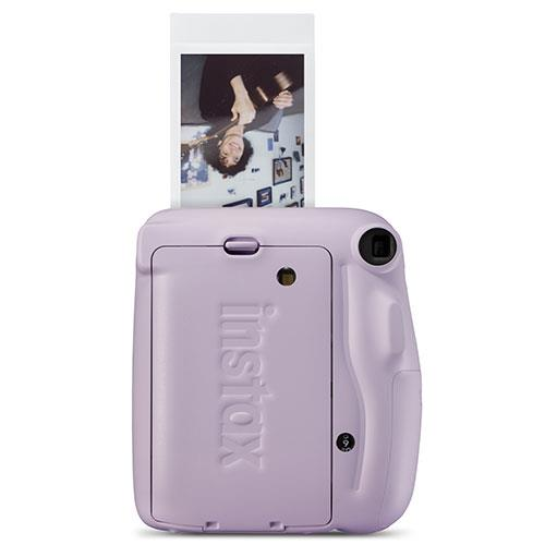 Mini 11 Instant Camera Lilac Purple Product Image (Secondary Image 1)