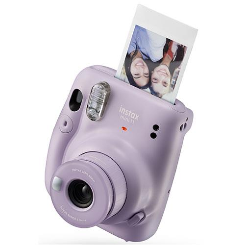 Mini 11 Instant Camera Lilac Purple Product Image (Secondary Image 2)