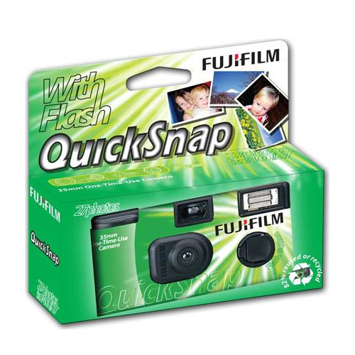 Quicksnap Flash 400 35mm 27EXP Product Image (Primary)