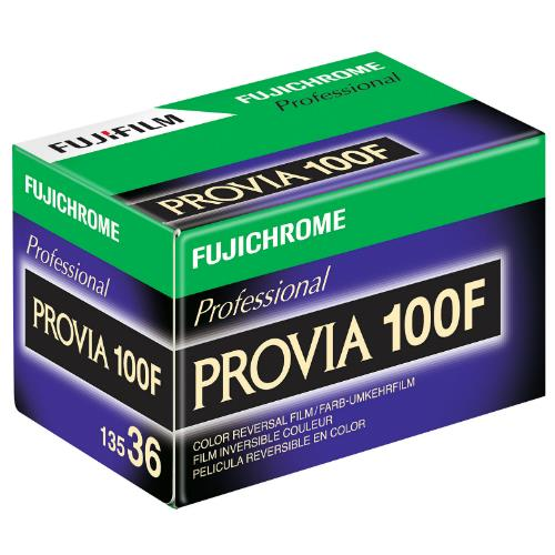 Provia RDPIII 100F 35mm 36exp (Excluding Processing) Product Image (Primary)