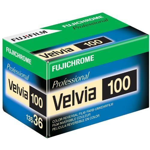 Velvia 100 35mm 36 Exposures Product Image (Primary)