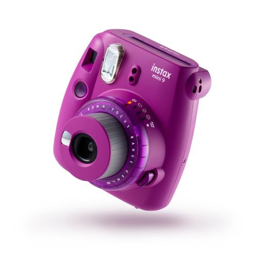 INSTAX MINI9 PURPLE + 10 Shots Product Image (Secondary Image 1)