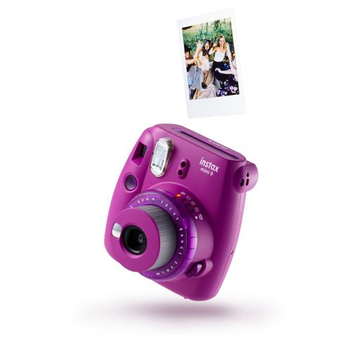 INSTAX MINI9 PURPLE + 10 Shots Product Image (Secondary Image 3)