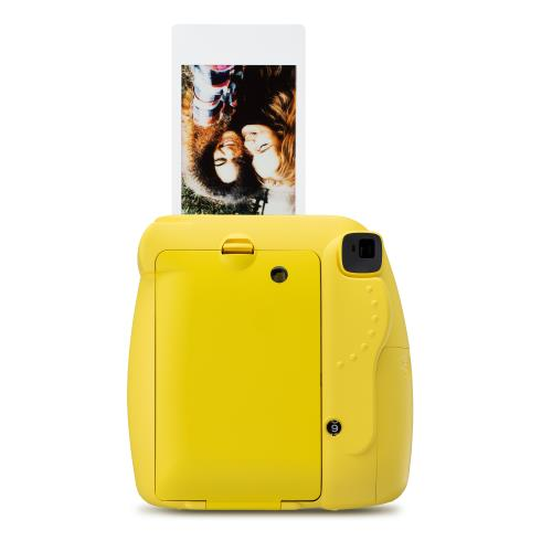 INSTAX MINI9 YELLOW + 10 Shots Product Image (Secondary Image 2)