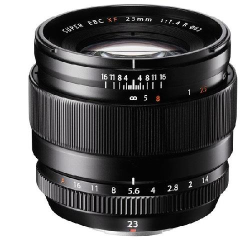 Fujinon XF 23mm F/1.4 Lens Product Image (Primary)