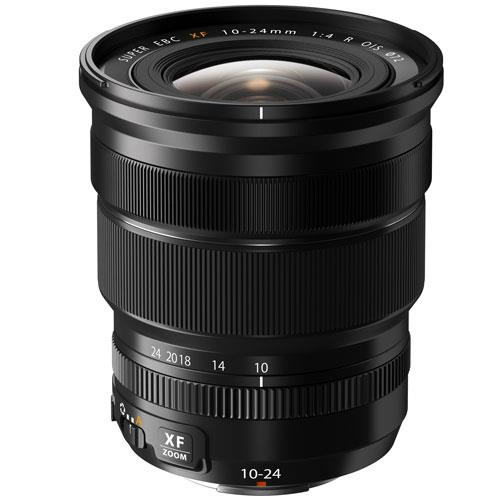 Fujinon XF 10-24mm Lens  Product Image (Primary)