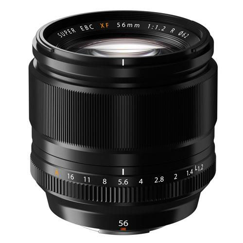 XF56mm f1.2 R Lens Product Image (Primary)