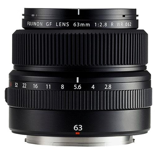 GF63mm f/2.8 R WR Lens Product Image (Primary)