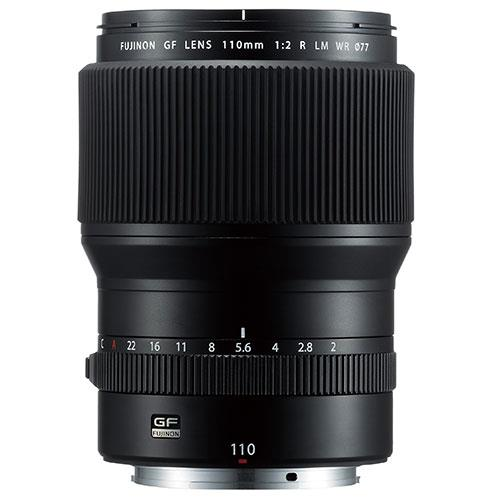 GF110mm f/2 R LM WR Lens Product Image (Primary)
