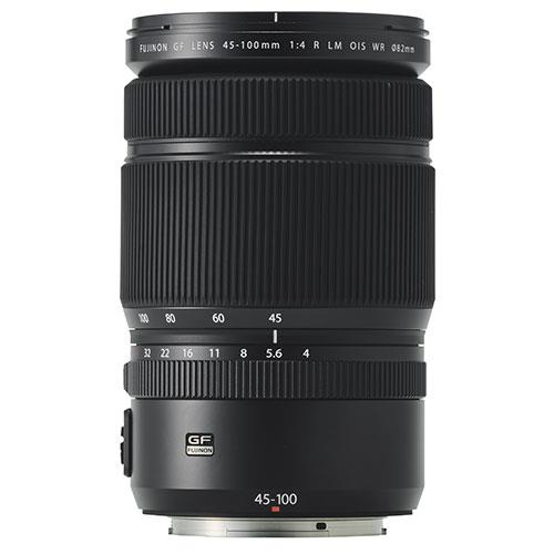 GF45-100mm F4 R LM OIS WR Lens Product Image (Secondary Image 1)