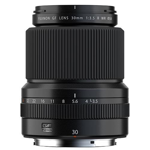 GF30mm F3.5 R WR Lens Product Image (Secondary Image 1)