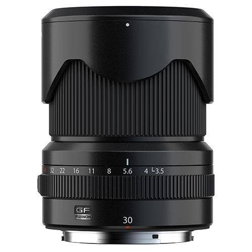 GF30mm F3.5 R WR Lens Product Image (Secondary Image 2)