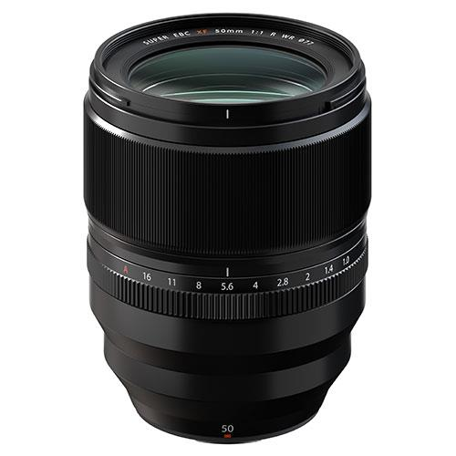 XF50mm f1.0 R WR Lens Product Image (Primary)