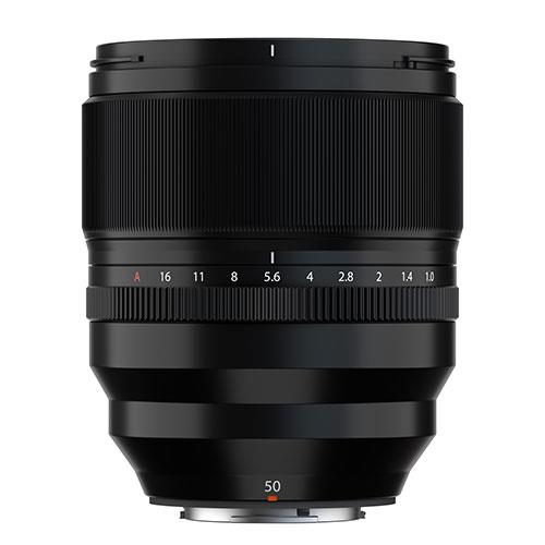 XF50mm f1.0 R WR Lens Product Image (Secondary Image 1)
