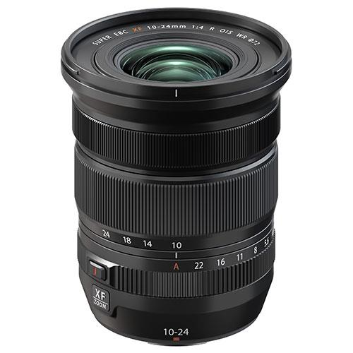 XF10-24mm F4 R OIS WR II Lens Product Image (Primary)