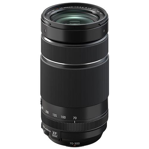 XF70-300mm f4-5.6 R LM OIS WR Lens Product Image (Primary)