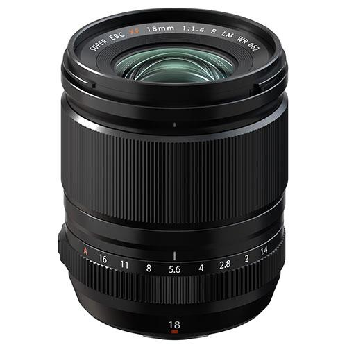 XF18mm F1.4 R LM WR Lens Product Image (Primary)