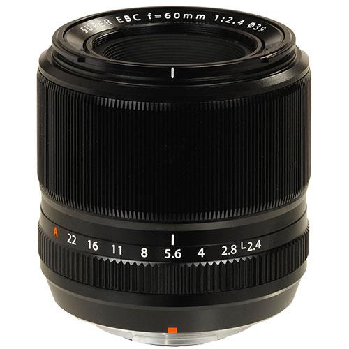XF 60mm f/2.4 R Macro Lens Product Image (Secondary Image 1)