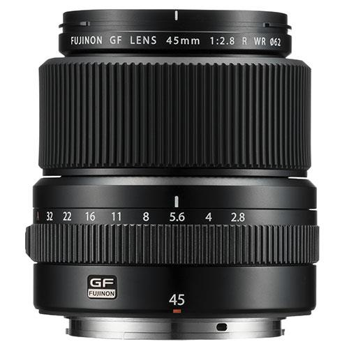 GF45mm f/2.8 R WR Lens Product Image (Secondary Image 1)