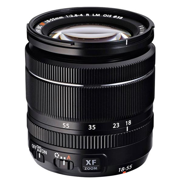 FUJI XF-18-55mm f/2.8 -f/4 OIS Product Image (Primary)