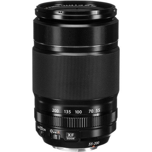XF55-200mm f/3.5-4.8 R LM OIS Lens Product Image (Secondary Image 1)
