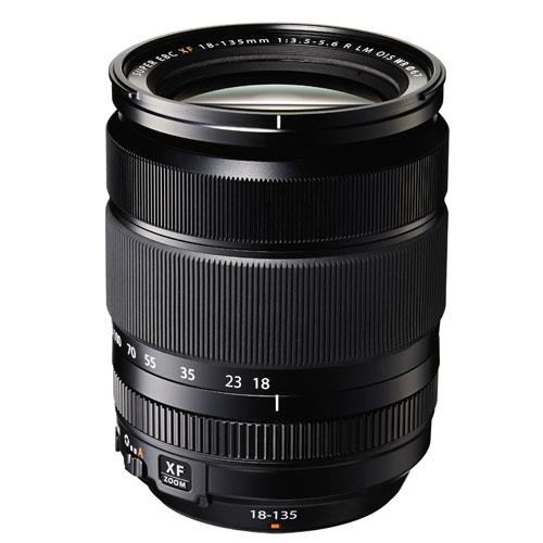 XF18-135mm f3.5-5.6 R LM OIS WR Lens Product Image (Primary)