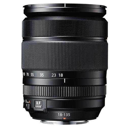 XF18-135mm f3.5-5.6 R LM OIS WR Lens Product Image (Secondary Image 1)