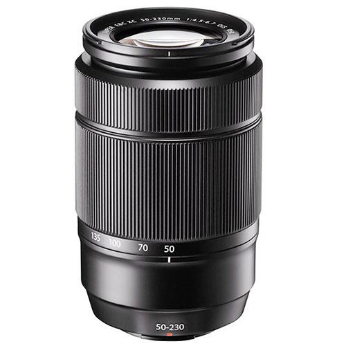 XC50-230mm f/4.5-6.7 OIS II Lens in Black Product Image (Primary)
