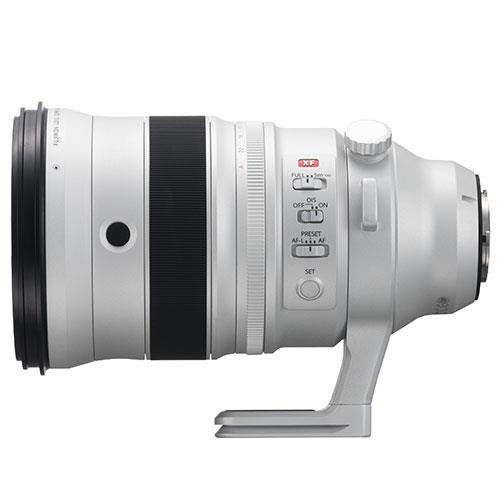 XF200mm f/2 R LM OIS WR Lens and XF1.4X TC f/2 WR Teleconverter Product Image (Secondary Image 1)