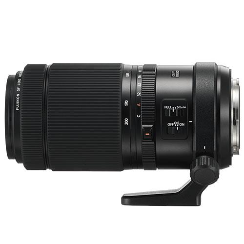 GF100-200mm f/5.6 R LM OIS WR Lens Product Image (Secondary Image 2)