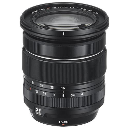 XF16-80mm F4 R OIS WR Lens Product Image (Primary)