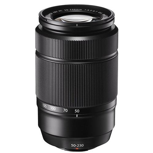 XC 50-230mm f/4.5-6.7 OIS Lens in Black - Ex Display Product Image (Primary)