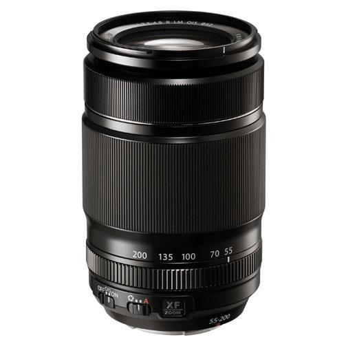 XF55-200mm f/3.5-4.8 R LM OIS Lens - Ex Display Product Image (Primary)