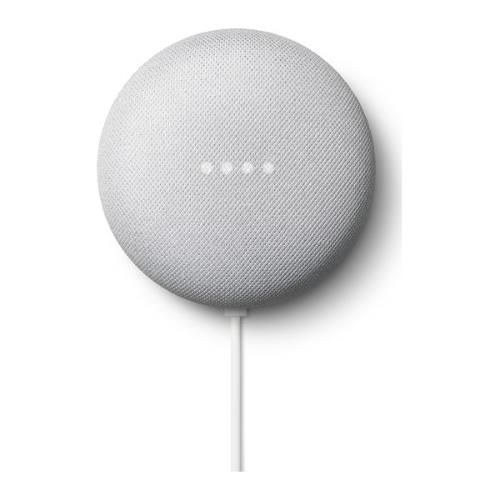 Nest Mini in Chalk (2nd Gen) Product Image (Secondary Image 2)