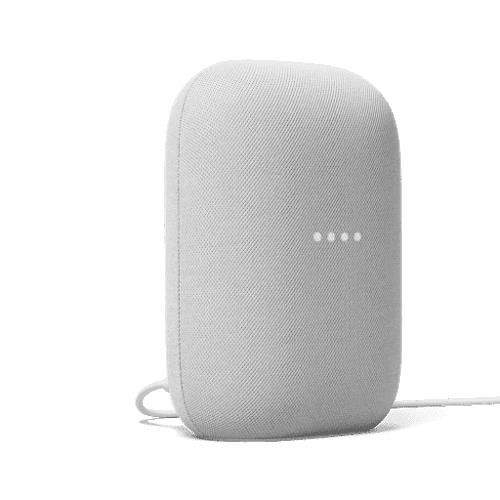 Nest Audio Home Speaker in Chalk Product Image (Secondary Image 3)