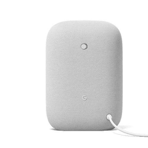 Nest Audio Home Speaker in Chalk Product Image (Secondary Image 4)